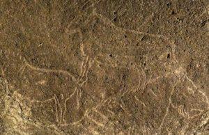 İber Yarımadası'nda mağara çizimleri keşfedildi