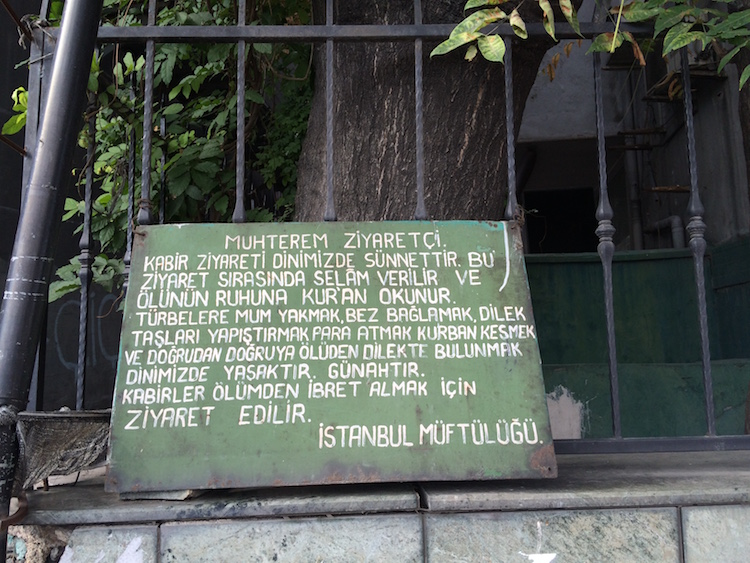 pargalı ibrahim paşa'nın mezarı kaderine terk edildi