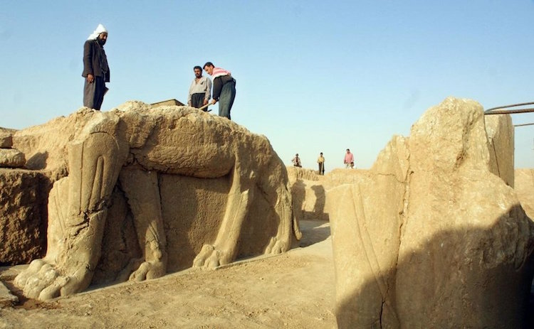 IŞİD Arkeolojik Eserleri Silah Karşılığında İtalyan Mafyalarına Satıyor