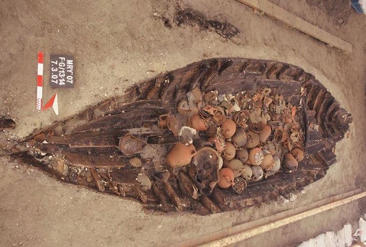 Yenikapı kazıları İstanbul'un geçmişini aydınlattı.
