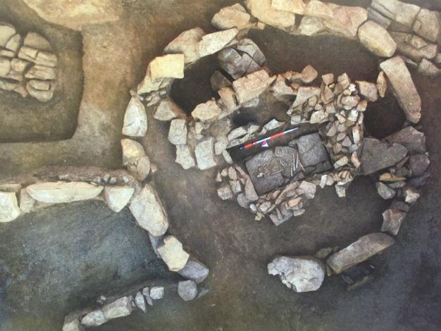 Silivri'deki 5000 Yıllık Kurgan Mezar Tel Örgü ile Çevrildi