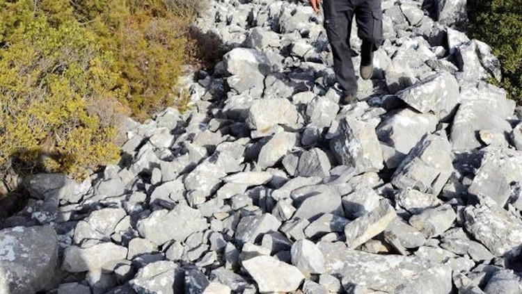 Bodrum'daki Depolama Tesisi İnşaatı Sırasında Leleglere Ait Kalıntılar Bulundu