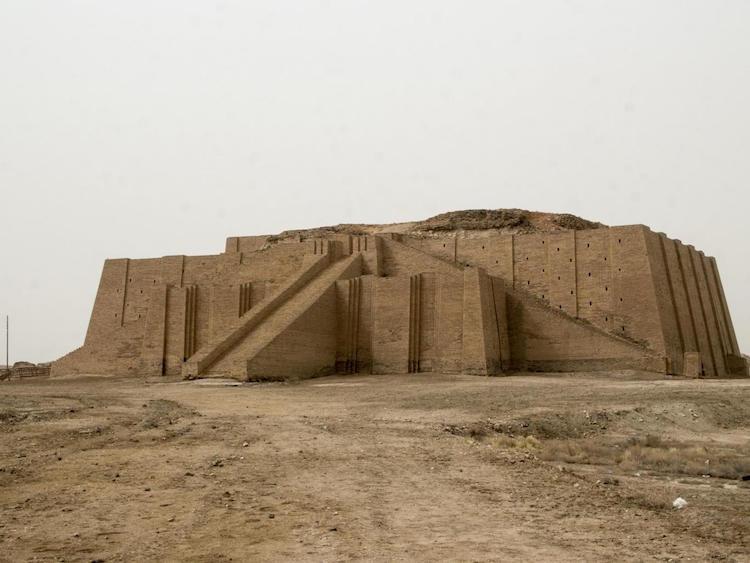 Irak Ulaştırma Bakanı: İlk Uzay Üssünü 7000 Yıl Önce Sümerler İnşa Etti