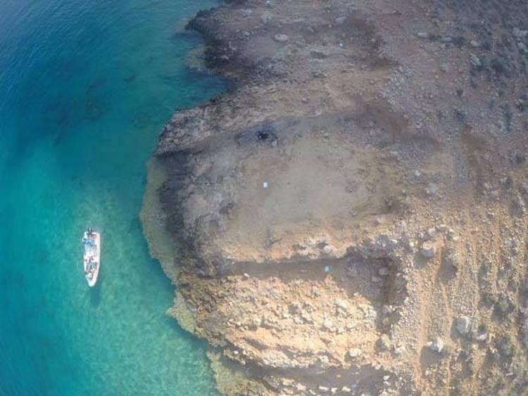 silifke'de 3200 yıllık tersanede 274 çekek yeri bulundu