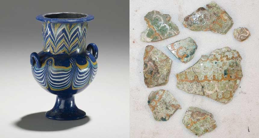 American Schools of Oriental Research tarafından 19 kasımda yapılan toplantıda yapılan araştırmaların son bulguları dinleyicilerle paylaşıldı. Araştırmacıların akdardıklarına göre bundan öncesinde ilk olarak 3600 yıl önce Mezopotamya'da başladığı düşünülen Cam nesne üretiminin aslında Mezopotamya'dan önce Mısır'da biliniyor olabileceği düşünülmekte.