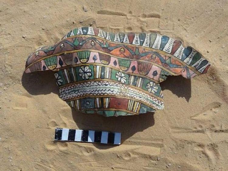 Mısır'da Firavunlara Ait Olduğu Düşünülen İki Yeni Mezar Bulundu