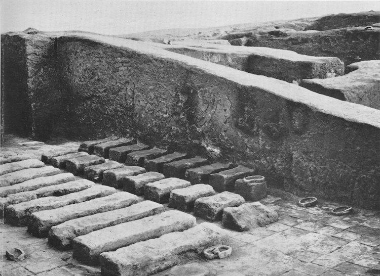 4000 yıllık bir Sümer okulu