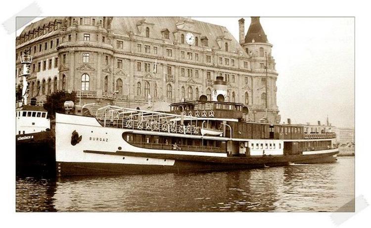 1906 Yılından Günümüze Haydarpaşa Garı