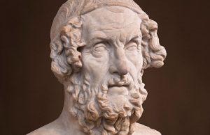 2800 yıllık Odysseia destanını antik Yunan dilinde dinleyin.
