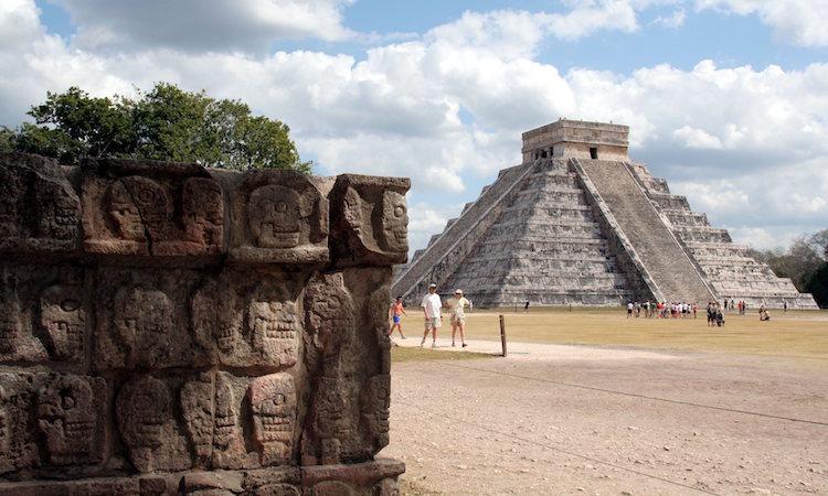 Kukulkan piramidi. F: Alamy