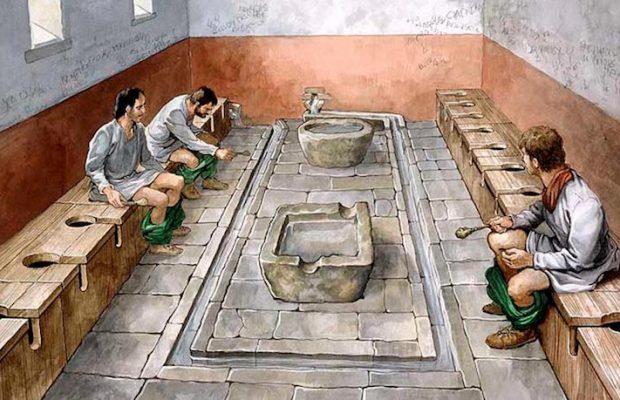 Tarih Boyunca Tuvalet Kullanımı | Arkeofili
