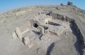 samachi kalesi'nde mithras tarikatı tapınağı bulundu