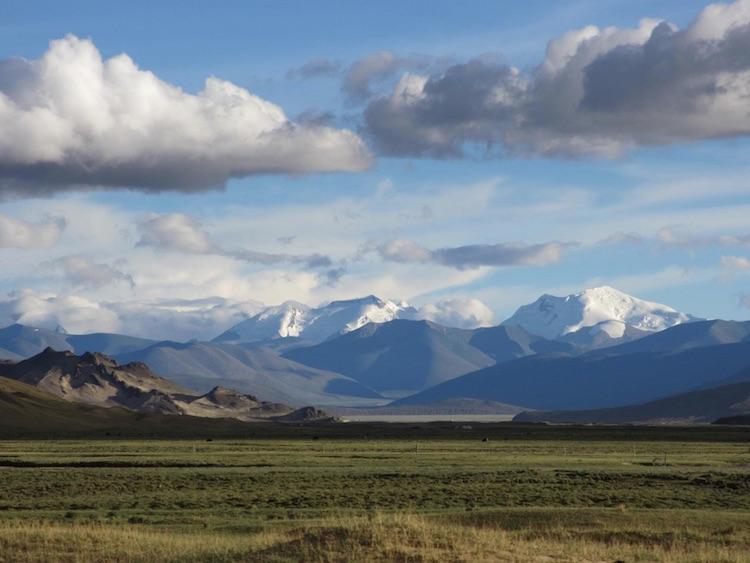 tibetliler himalayalarda 12.600 yıl önce yerleşim kurdu