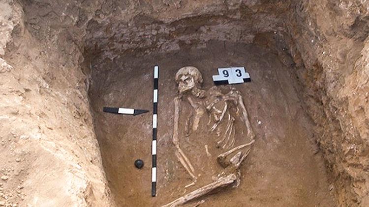 5000 Yıl Önce Avrupa'ya Yapılan Büyük Göçte Kadınlar Yoktu