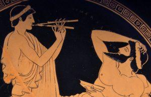 Birebir Çalınan Antik Yunan Müziğini Dinleyin