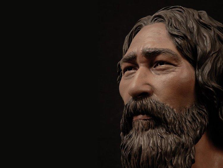 9000 yıllık amerikan yerlisi yeniden gömüldü