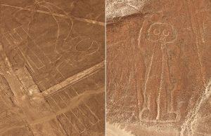 Nazca Çizgileri (Peru)