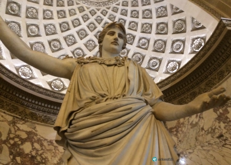 Velletri Athenası (Pallas de Velletri), Louvre Müzesi