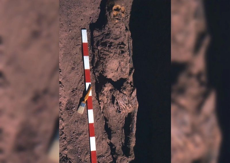 Cancer Found in Skeletons in Ancient Egypt Cemetery - image kans1 on https://sattvnews24.com