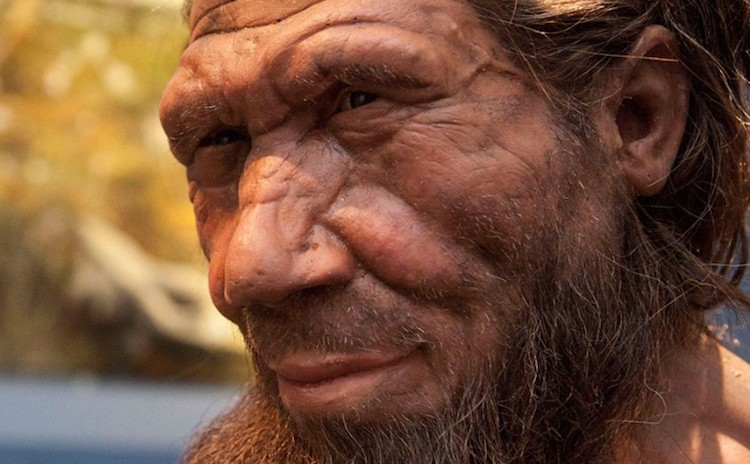 Neanderthals may have traveled in the Mediterranean - image on https://universegap.com