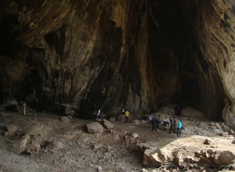shanidar mağarası ile ilgili görsel sonucu