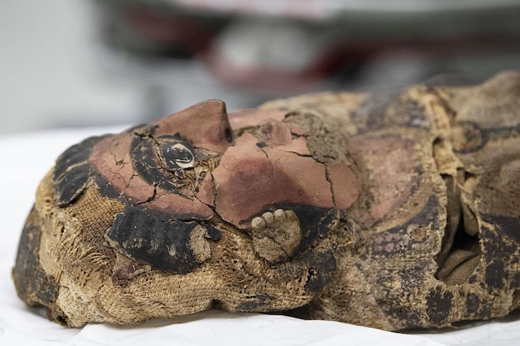 The Mystery of the 2000-Year-Old Child Mummy - image coc1 on https://archaeologys.com