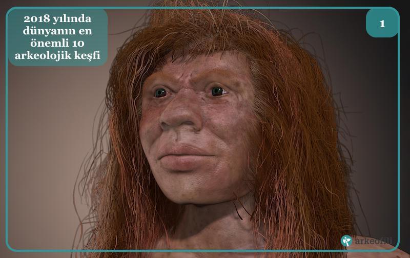 Neandertal ve Denisovalı Melezi