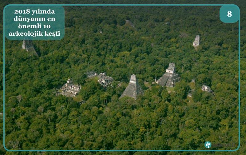 Guatemala'da Maya 'Megalopolisi'