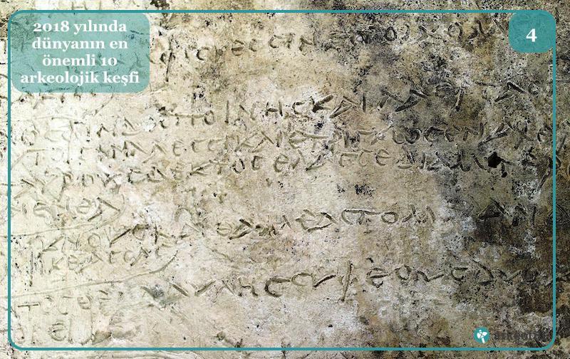 Homeros'un Destanının Yazdığı Tablet