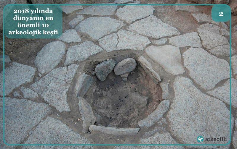14.000 Yıllık En Eski Ekmek Kalıntıları