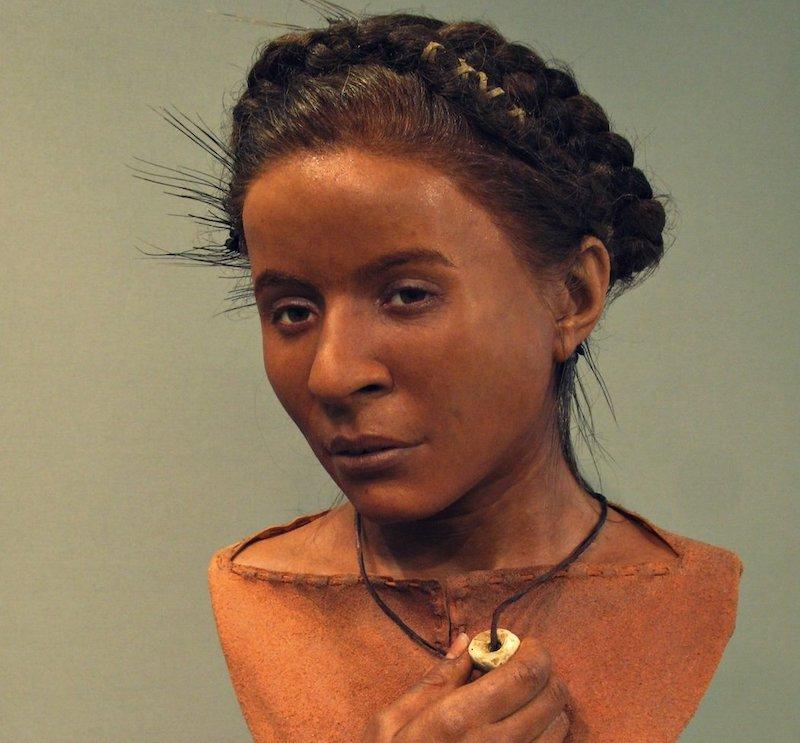 Binlerce Yıl Önce Yaşamış İnsanları Yüzleri Yeniden Canlandırıldı