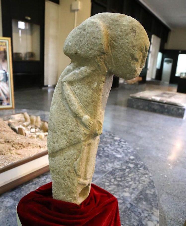 Kilisik heykeli (Adıyaman Müzesi)
