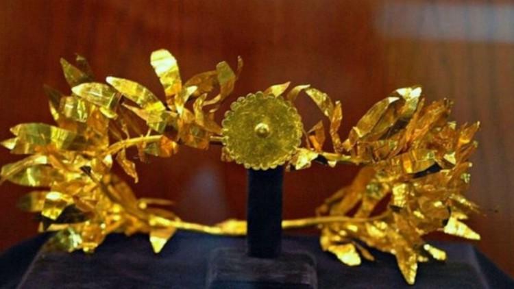 Amisos hazinesi (Samsun Arkeoloji ve Etnografya Müzesi)