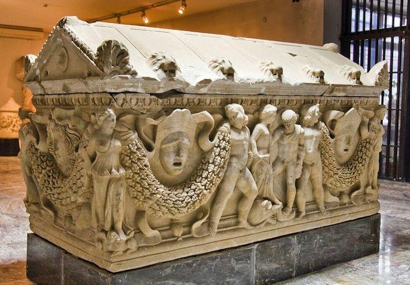 Apameia Lahdi (Afyon Arkeoloji Müzesi)
