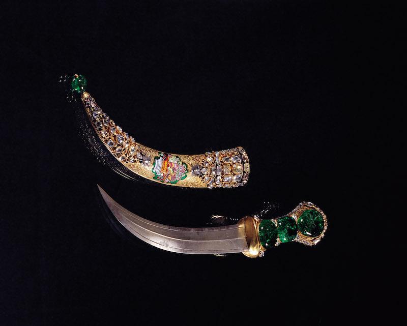 Topkapı hançeri (Topkapı Sarayı Müzesi)