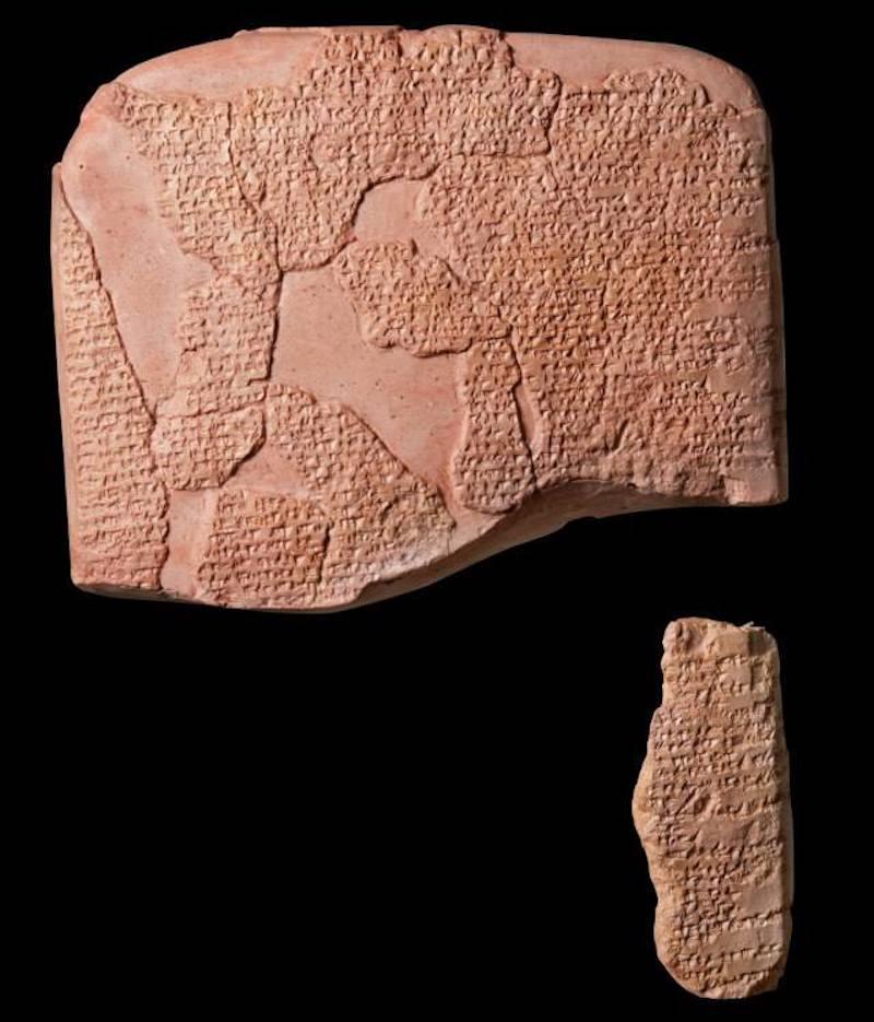 Kadeş Barış Antlaşması (İstanbul Arkeoloji Müzeleri)