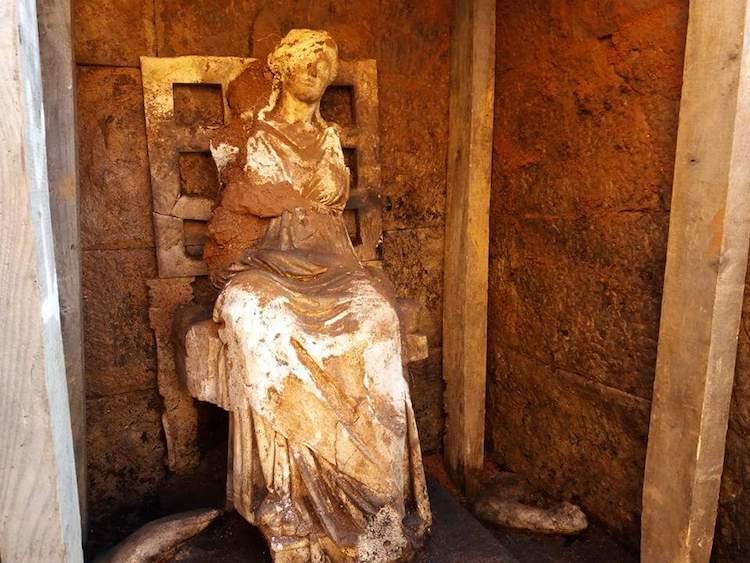 Kibele heykeli (Ordu müzesi)