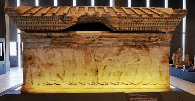 Polyksena Lahdi (Troya Müzesi)
