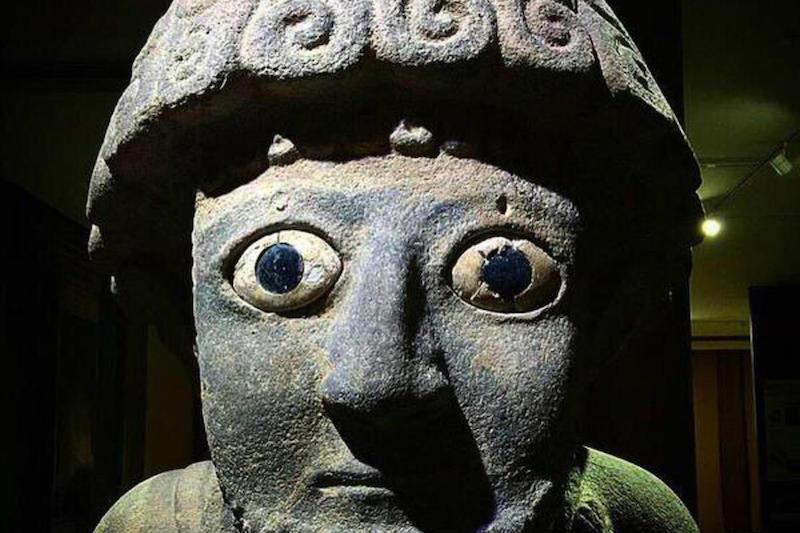 Suppiluliuma heykeli (Hatay Arkeoloji Müzesi)