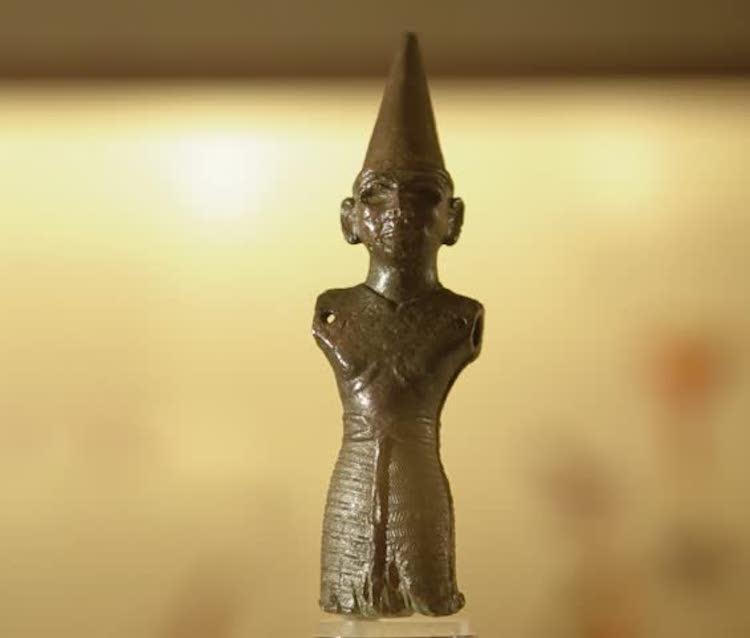 Teşup heykeli (Amasya Müzesi)