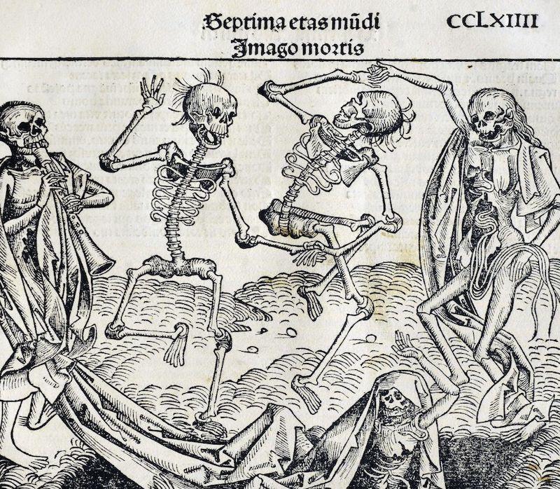 Milyonlarca Ölümden Sorumlu Kara Ölüm Nedir? | Arkeofili